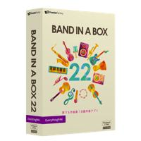 Band-in-a-Box22 EverythingPAK