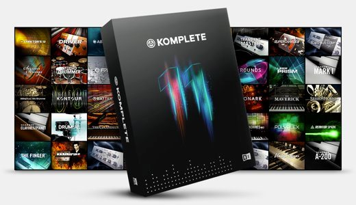 Native Instruments『KOMPLETE 11』