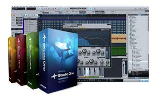 Studio One パッケージ