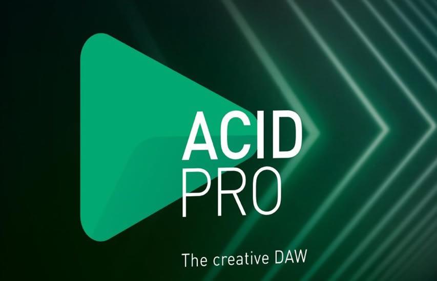ACID Pro 9 画像1