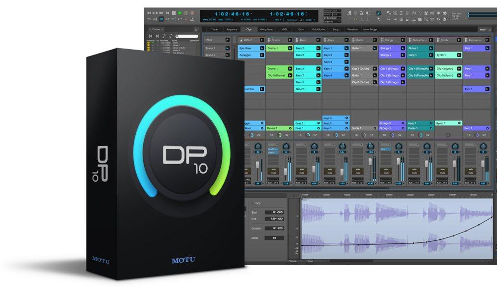 MOTU「Digital Performer」